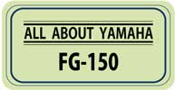 All About YAMAHA FG-150